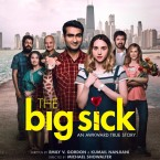 "The The 'Big Sick"" movie poster"