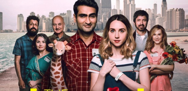"""The The 'Big Sick"""" movie poster"""