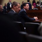 FBI Director James Comey testified before the House Oversight panel July 7, telling lawmakers that Hillary Clinton had been truthful with the bureau during a 3 1/2 hour interrogation at FBI headquarters.
