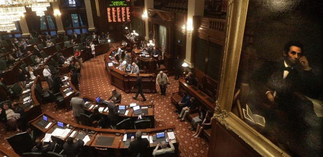Illinois Newspapers Call For An End To The State's Budget Stalemate
