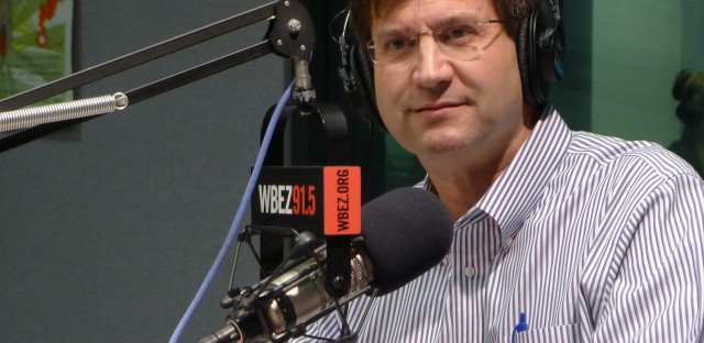 Brad Schneider appears on WBEZ's The Afternoon Shift.