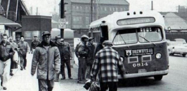 1956--89th Street, looking east toward Avenue O