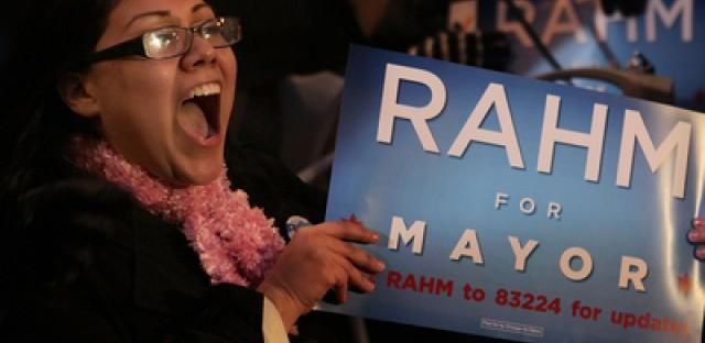 Race and the mayor's race