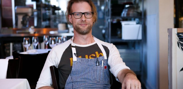 Chef Battle: Phillip Foss