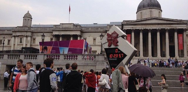 Gearing up for the Olympics, London ambassadors (and Mayor Boris Johnson) help tourists find their way