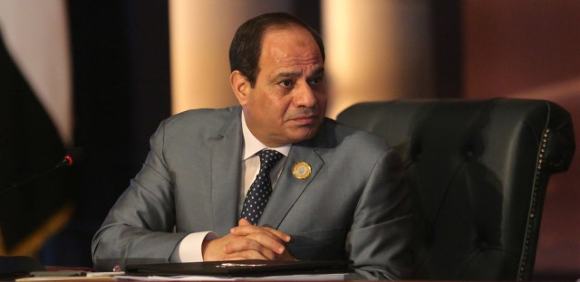 Weekend Edition Saturday : Sisi Is All But Assured A Second Term In Egypt's Presidential Election Image