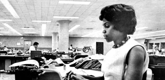 On Point with Tom Ashbrook : 'Trailblazer' Dorothy Butler Gilliam's 'Fight To Make The Media Look More Like America' Image