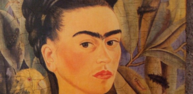 Judy Chicago talks about her new book Frida Kahlo: Face to Face