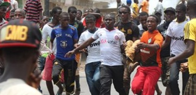 Ethnic violence intensifies in Guinea as legislative elections approach