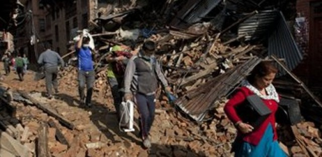 Earthquake in Nepal and Muslim-Christian relations