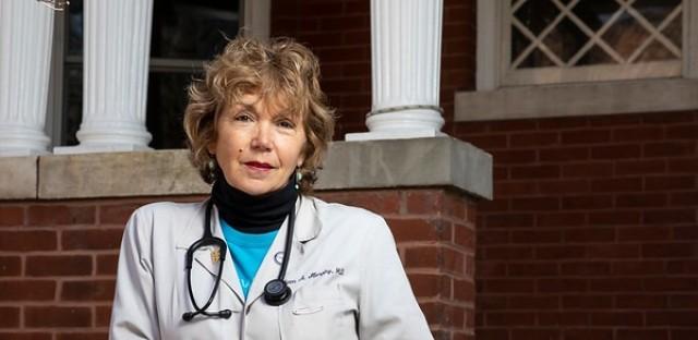 Eileen Murphy Retired Doctor