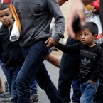 Family separation and children