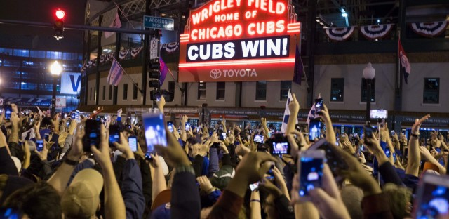 A Big Victory For The Cubs And A Tough Blow For The Indians