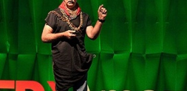 'Gringo Chief' Randy Borman talks Cofan preservation