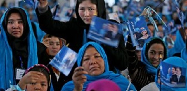 Elections approaching in Afghanistan