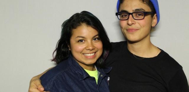 Darlene Nava Munoz and Pidgeon Pagonis