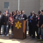 Willie Wilson Announcing Bail Out