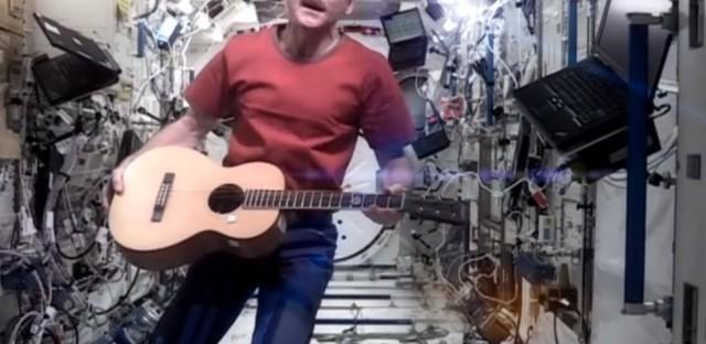 StarTalk Radio : Social Media in Space with Chris Hadfield Image