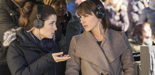 Pop Culture Happy Hour : Small Batch: UnREAL's Sarah Gertrude Shapiro  Image