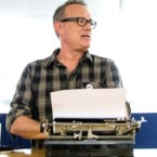 Tom Hanks Nerdette Typewriter