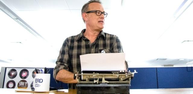Tom Hanks Nerdette Typewriter