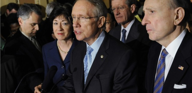 House and Senate Agree on Stimulus Package