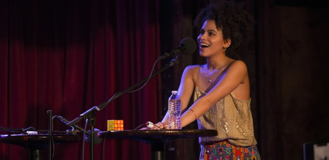 Ask Me Another : Zazie Beetz: Atlanta In Brooklyn Image
