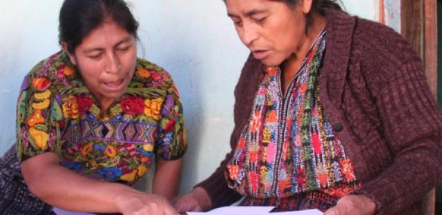 Fair trade fashion from Guatemala, Latino film festival, and interfaith music