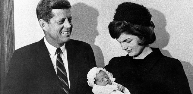JFK and Jacqueline Kennedy