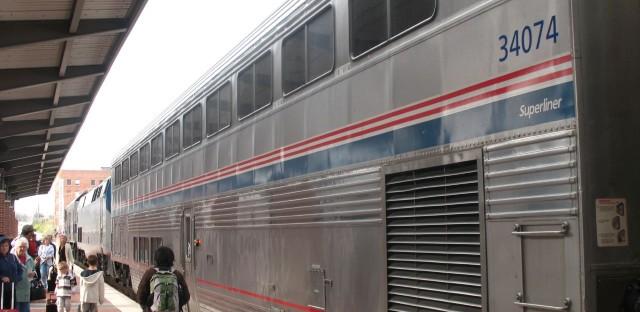 Heartland Flyer, Amtrak train