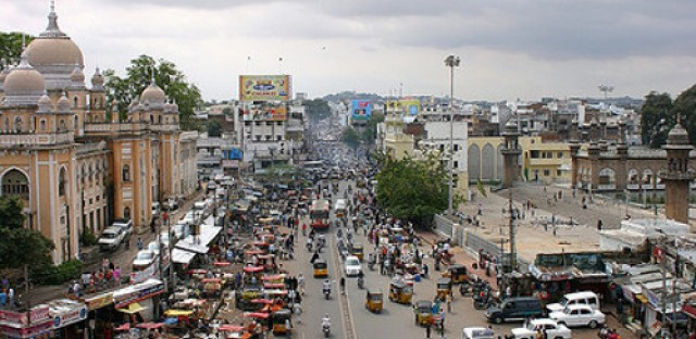 Urban planners rethink Hyderabad's horrible traffic