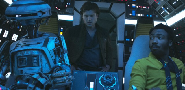 Pop Culture Happy Hour : Solo: A Star Wars Story and What's Making Us Happy Image
