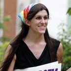 Danica Roem of Virginia became the first out trans person to be elected to a state legislature.
