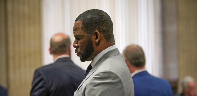 Singer R. Kelly pleaded not guilty to 11 additional sex-related felonies during a court hearing before Judge Lawrence Flood at Leighton Criminal Court Building Thursday, June 6, 2019 in Chicago.
