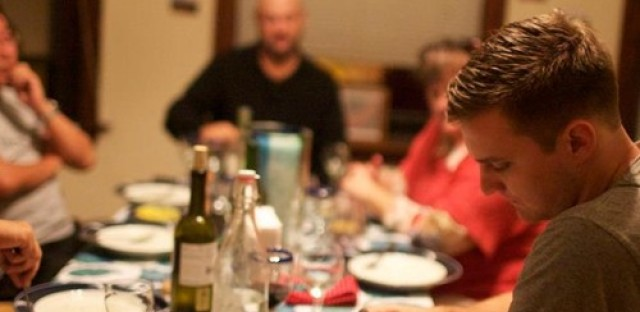 Global Activism: Meal sharing on Thanksgiving