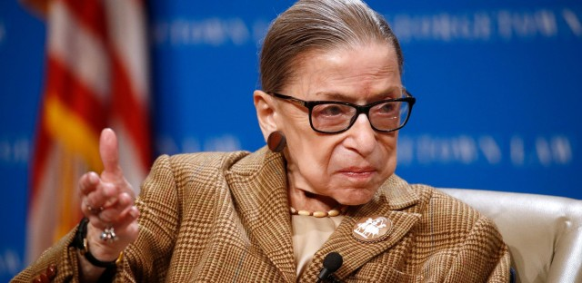 New Exhibit Honors 'Notorious' Ruth Bader Ginsburg