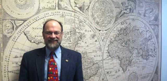 State Representative Mike Fortner.