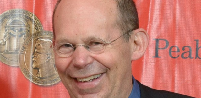 Alex Kotlowitz at the 73rd annual Peabody Awards