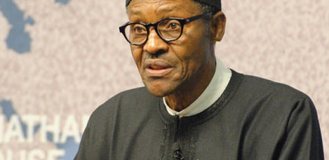 Nigeria's president fires his military leadership