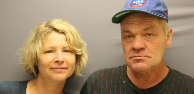 "Julie Thompson interviewed Carl ""Butch"" O'Neill at Lincoln Park Community Services in Chicago."